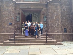 Prayer at Yale Group